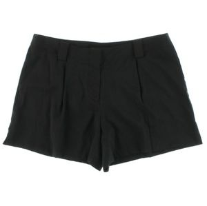 NWT Theory Black Dress Shorts